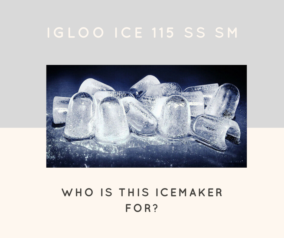 igloo ice 115 features